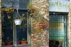 Bruges doorway