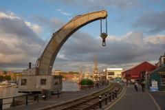 The Steam Crane